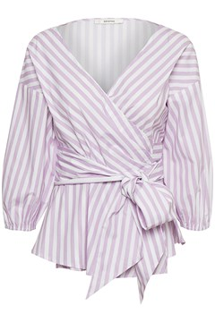 Wray Blouse SHEER LILAC 1